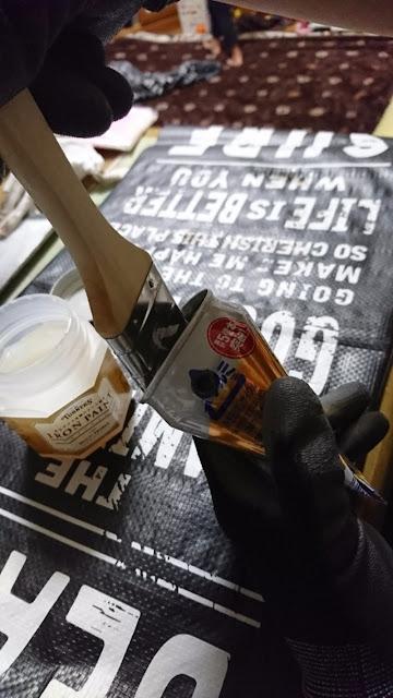 sustentabilidade decoração com latas de leite