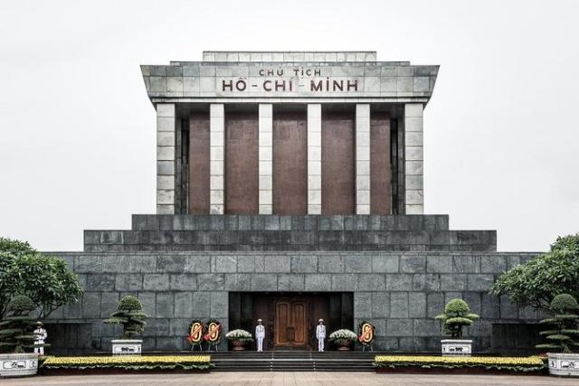 Ho Chi Mausoleum