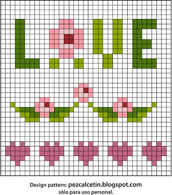 """""""esquema punto de cruz"""" """"pez calcetin"""" """"rosas y corazones"""" """"hygge"""" """"bordado"""" """"crochet C2C"""""""