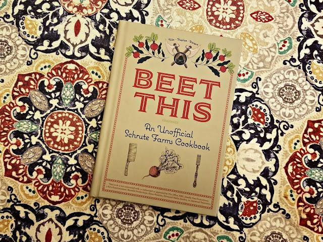 schrute farms cookbook