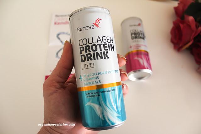 Kolajen Proteinli İçecek Reneva Fit