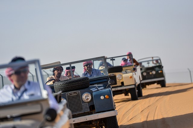 Game Drive in Botswana Chobe National Park