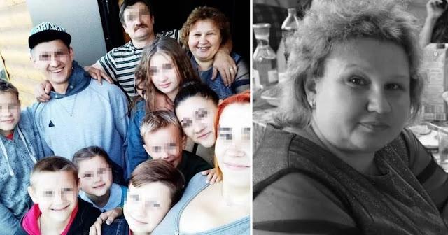 Мать десятерых детей умерла от COVID в Петербурге