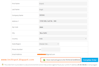 How To Get Free Domain Name For Blogger 4