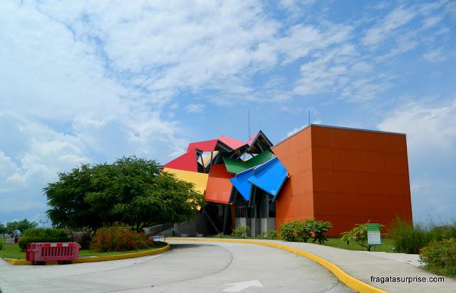 Biomuseu, Cidade do Panamá