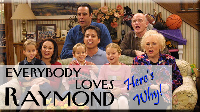 Know Your Show: Everybody Loves Raymond #AtoZChallenge