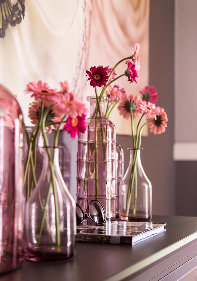 fim.works | Fotografie. Leben. Wohnen. | Flower Friday | Gerbera in pink und rosa