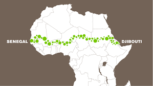 The great green wall and recharging of Lake Chad: two sides of the same coins
