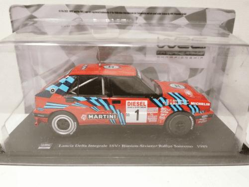 WRC collection 1:24 salvat españa, Lancia Delta Integrale 16v 1:24