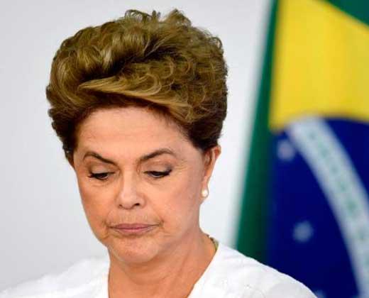 Rousseff fue destituida de la Presidencia de Brasil