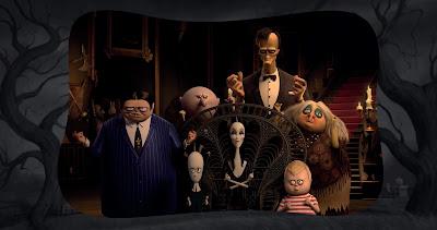 La familia Addams fotograma