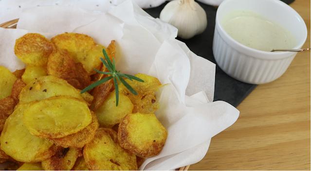 Nunca mais frite batata! Batata crocante, menos óleo e sem Air Fryer! Veja como!