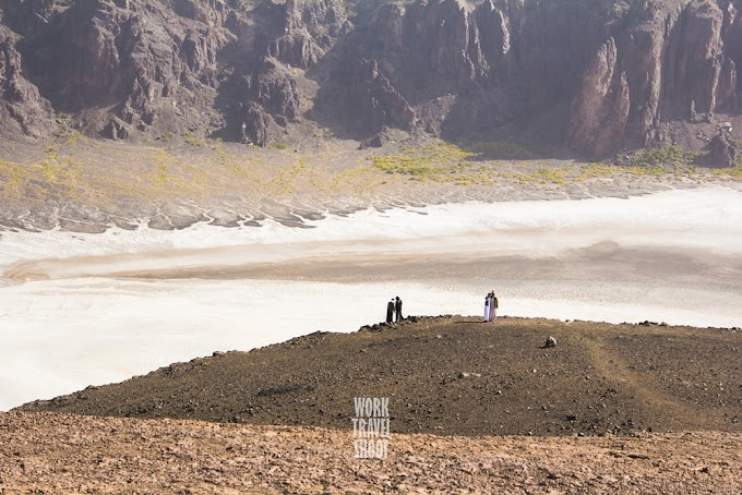 Al Wahbah Crater: Things to do and see while exploring the crater