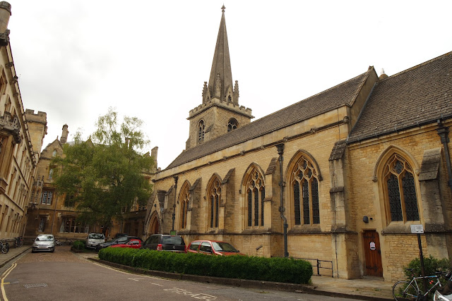 St. Aldate's War Memorial, Oxford