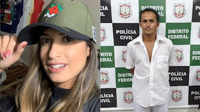 """Paraibano preso por assassinar mulheres no DF era uma pessoa """"tranquila"""""""
