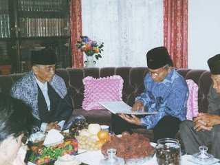 The simplicity and history of the Darussalam Ciamis Islamic Boarding School