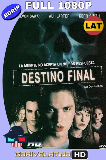 Destino Final (2000) BDRip 1080p Latino-Ingles MKV