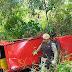 Acidente mata criança e deixa mãe e avô feridos na BR-101, no sul do estado