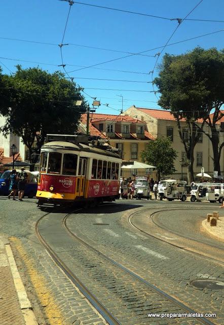 impresiones en un segundo viaje a Lisboa