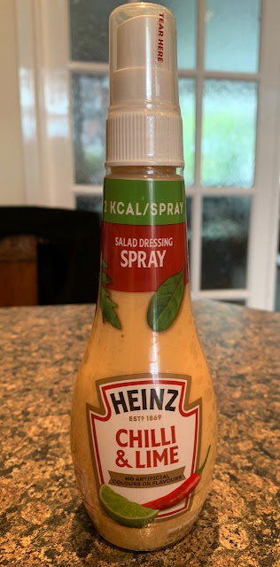 Heinz Chilli & Lime Salad Dressing Spray