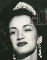 diamond tiara princess pari sima zand pahlavi iran