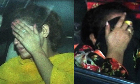 Photos: Con Women Disguised As Hitchhikers Detained In Lahore