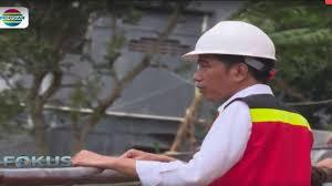 Dibandingkan Era Soeharto, Infrastruktur Jokowi Dinilai Kalah