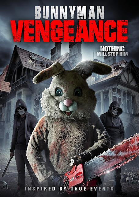 bunnyman vangeance poster