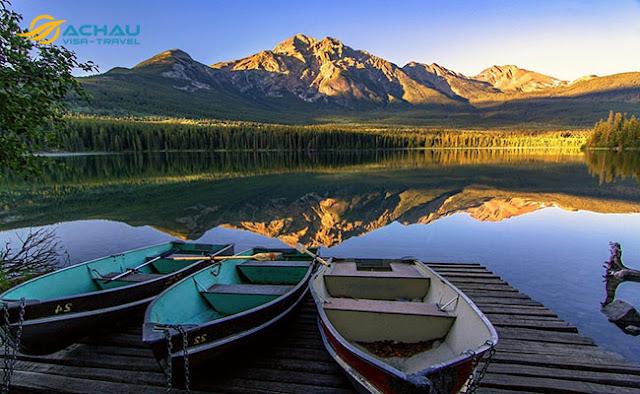 Bạn đã biết đến vẻ đẹp của vườn quốc gia Jasper 5