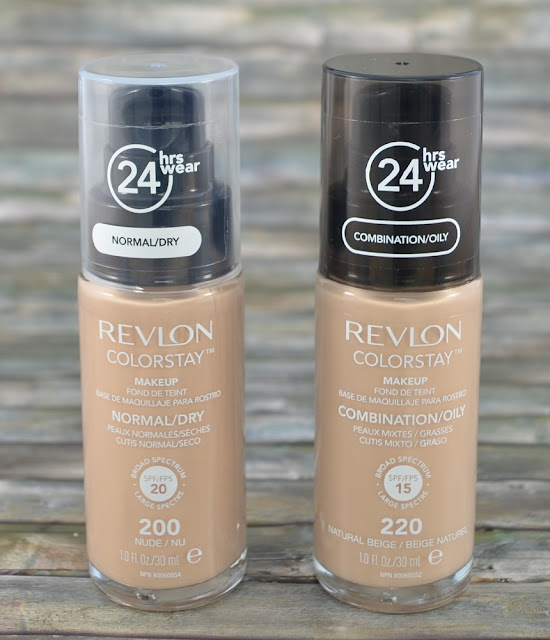 Revlon colorstay Makeup normal/ dry skin & combination/ oily skin