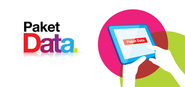 Kemudahan Isi Paket Data Murah