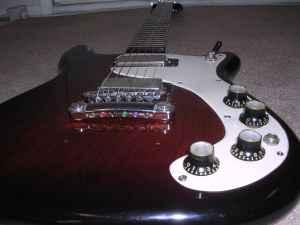 Craigslist Vintage Guitar Hunt: 1964 Epiphone Wilshire in