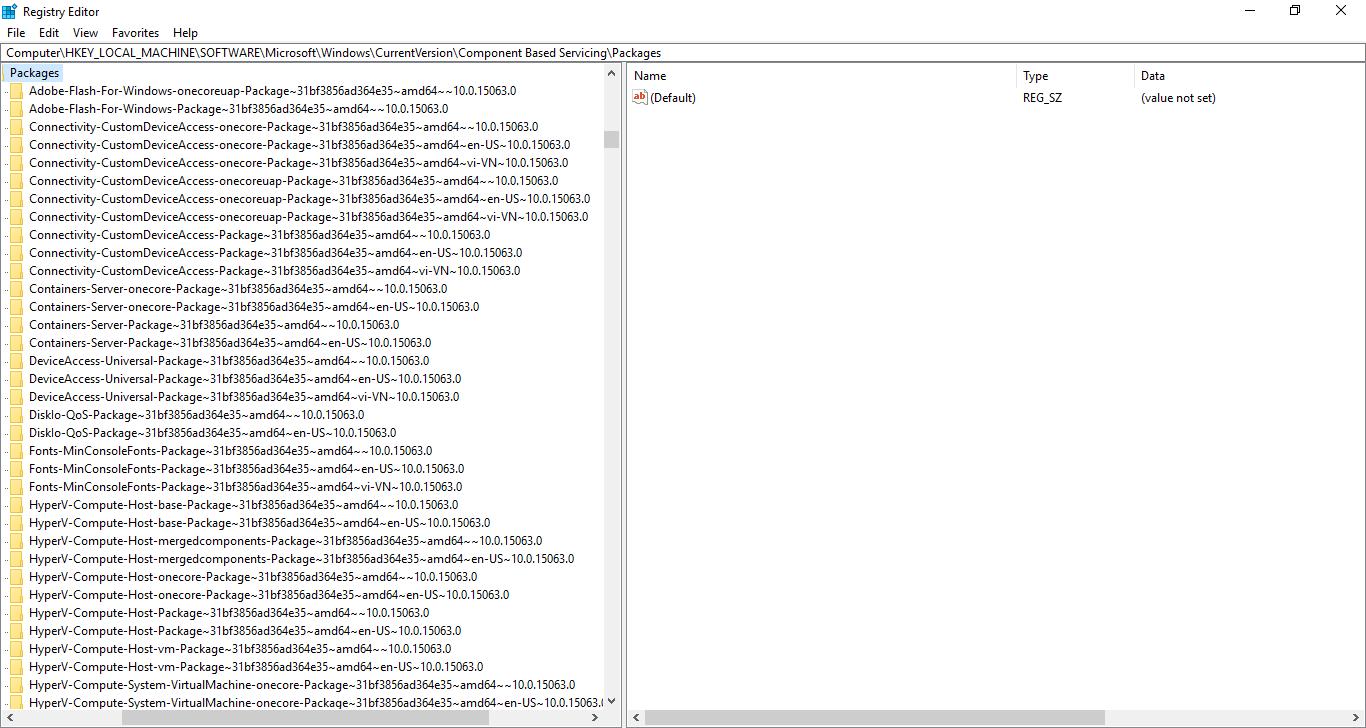 Hướng dẫn tạo Batch script xóa hoặc thay đổi hàng loạt một giá trị giống nhau trong một khóa regstry