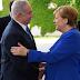 """MERKEL LLEGA A ISRAEL: """" ESTA CLARO QUE HAY QUE FRENAR A IRAN"""""""