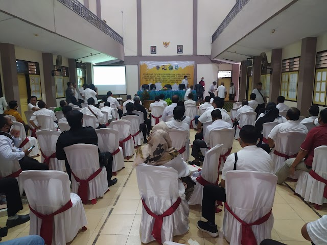 PPK Sosialisasikan Tata Cara Pembebasan Lahan TKD Guna Pengadaan Jalan Tol Probowangi