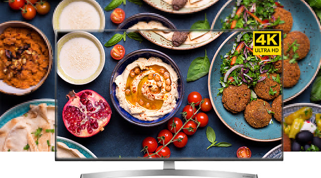 Smart Tivi LG 4K 55 inch 55UK6320PTE