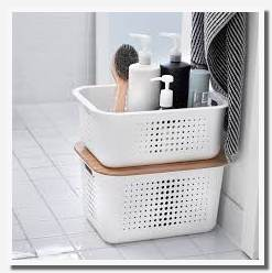 storage containers for bathroom drawers
