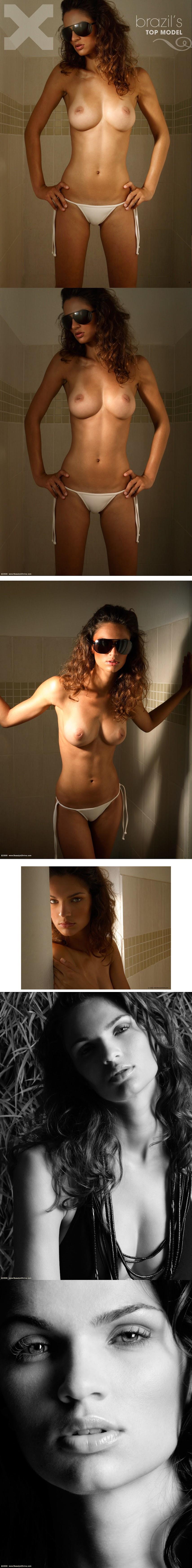 x-art gisele top model from brazil-lrgReal Street Angels