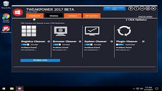 تحميل, برنامج, TweakPower, لرفع, كفائة, الكمبيوتر