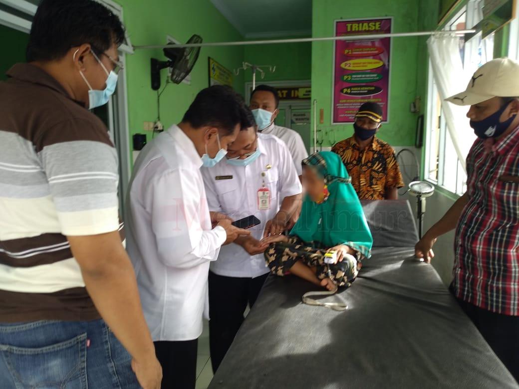 Buntut Kasus Kekerasan Terhadap Belasan Siswa MI Nurul Huda IBW Lapor KPAI