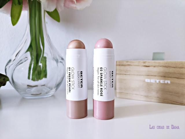 Novedad Glow Stick Look Expert Beter iluminador makeup maquillaje farmacia beauty