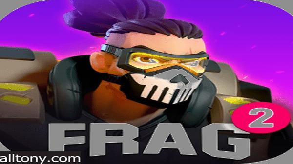 تحميل لعبة FRAG Pro Shooter للأيفون والأندرويد APK التحديث الجديد