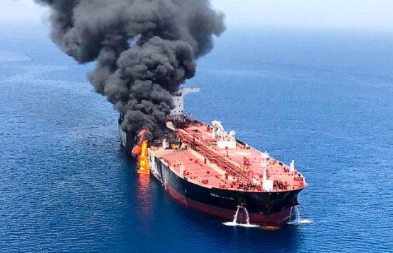 أسعار النفط ترتفع بنسبة 4.5% بسبب احداث خليج عمان