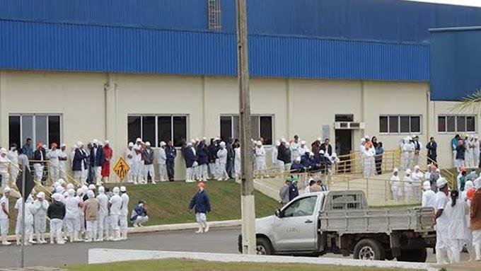 29 funcionários do frigorífico JBS Friboi em Rondônia estão infectados por COVID-19