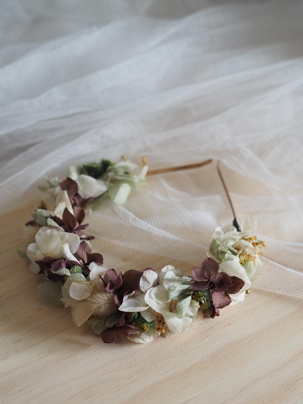 Coronas de flores para decorar + Sorteo_24