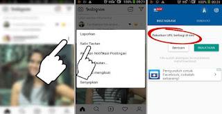 Cara Menyimpan Video Instagram ke Galeri Hp