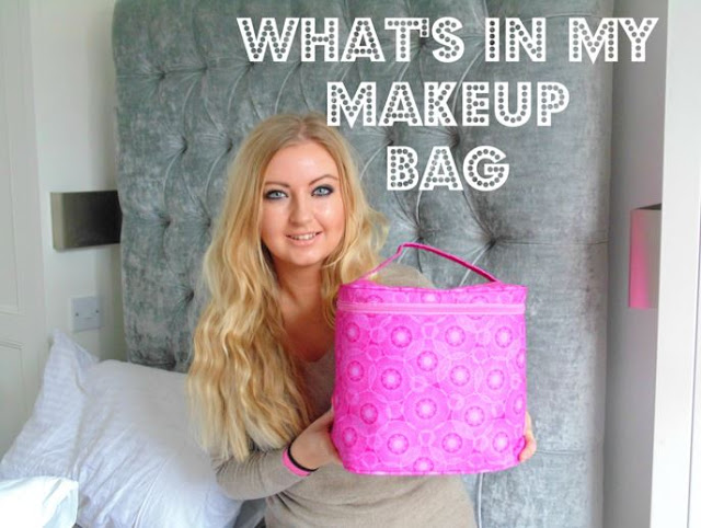 What's in my makeup bag vlog