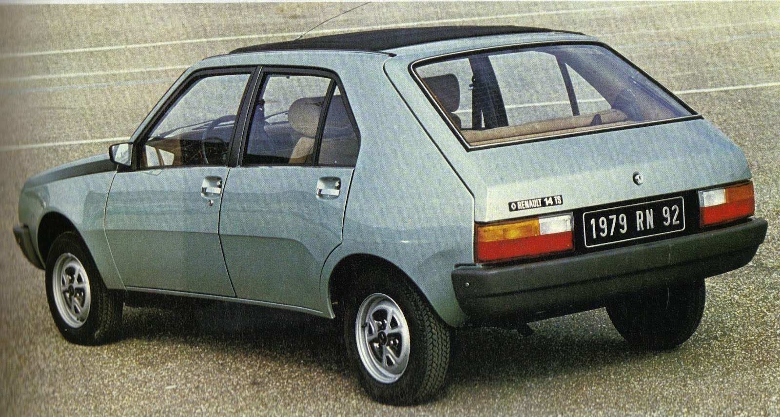 1978 renault 18 ts break 5 speed related infomation specifications weili automotive network. Black Bedroom Furniture Sets. Home Design Ideas