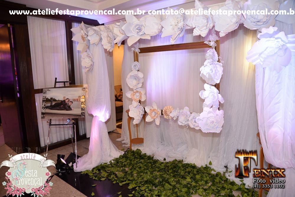 Ateli u00ea Festa Provençal Como Usar as Flores Gigantes em 3 cenários para Casam -> Decoração De Aniversário Com Flores Gigantes