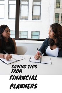 half claim to never save money every month 3 Saving Tips from Financial Planners